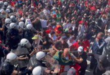 prosvjedi u cetinju