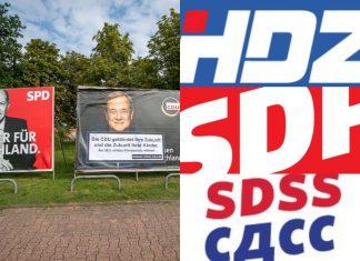 izbori u njemačkoj vladajući u hrvatskoj