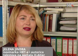HRT-ova novinarka jelena jindra