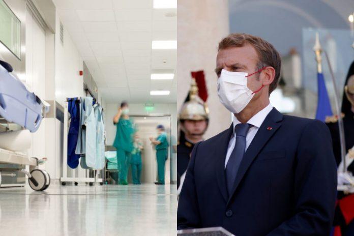 macron bolnica francuska