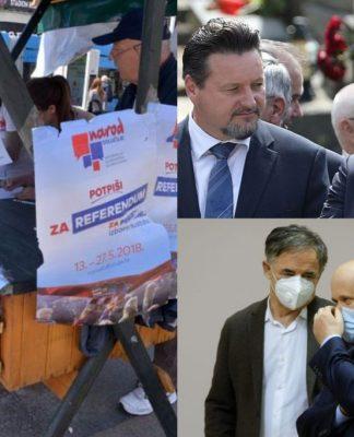referendum plenković kuščević pupovac bačić zakon o referendumu