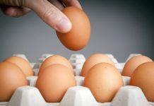 jaja u hladnjaku