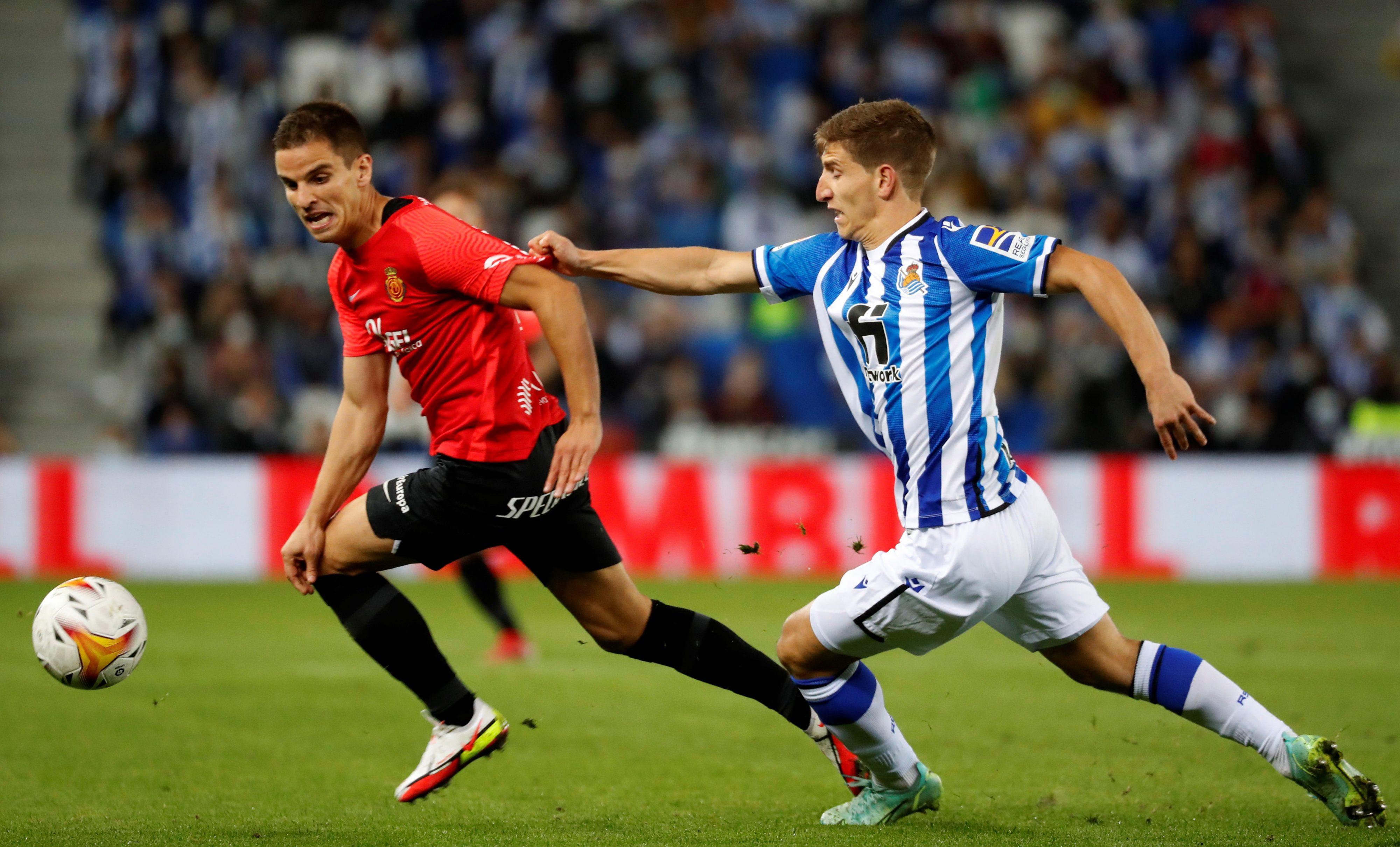 Real Sociedad zabio u 90. minuti i preuzeo vrh Primere