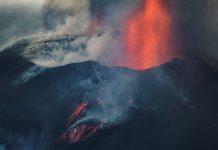 erupcija vulkana vulkan