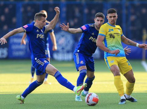 Dinamo uz puno muke prošao BSK, Oršić zabio gol kakav se rijetko viđa