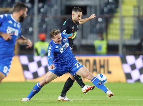 Inter s Brozovićem rutinski protiv Empolija, Roma preokrenula protiv Cagliarija