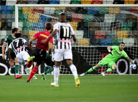 Velika pobjeda Sassuola protiv Juventusa u Torinu, gol za pobjedu pao u sudačkoj nadoknadi…