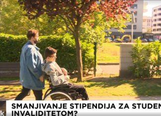 studenti s invaliditetom